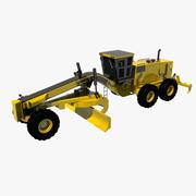 24M Motor Grader 3d model