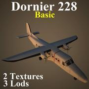 D228 Basic 3d model