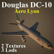 DC10 AEY 3d model