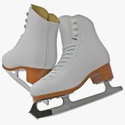 Figure Skate 3d model