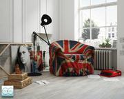 coleção de objetos de interior 6 3d model