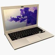 Laptop Sony VAIO T Series 3d model