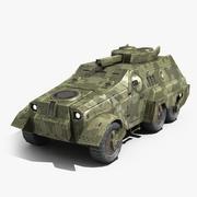 将来のAPC 2 3d model