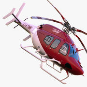 Bell 429 Rescue 3d model