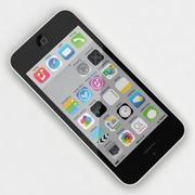 Apple iPhone 5c Todos los colores modelo 3d