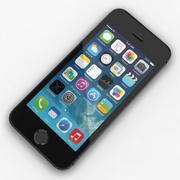 Apple iPhone 5s Black/Slate 3d model