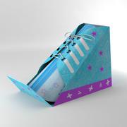 礼物盒 3d model