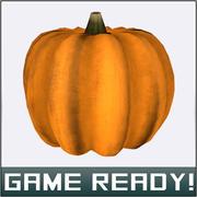 Autumn Pumpkin #5 3d model