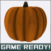 Autumn Pumpkin #8 3d model