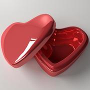 Valentine Box modelo 3d