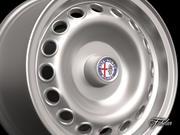 Alfa Giulia velg 3d model