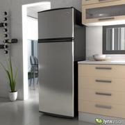 Whirlpool koelkast 3d model