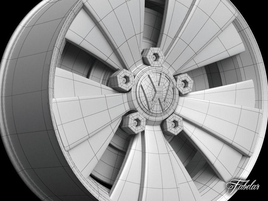 フォルクスワーゲンマッジョリーノリム royalty-free 3d model - Preview no. 3