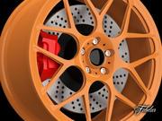 Maggiolino RSリム 3d model