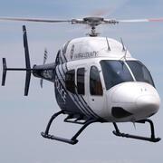 Helikopter Bell 429 Police 3d model