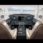 Flygplan interiör 3d model