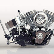 Motor V2 3d model