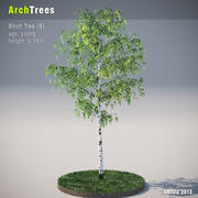 ArchTrees Birch Tree (B) 3d model