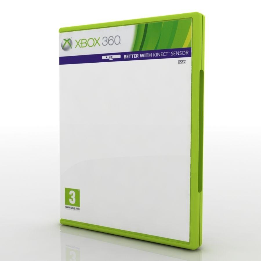 PC / Ps3 / Xbox - чехол для игровой приставки royalty-free 3d model - Preview no. 5