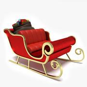 Santa Sanie 3d model