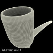 Clay Pipe 3d model