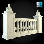Balustre 005 3d model