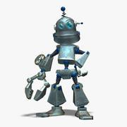Robot (Rigged) 3d model