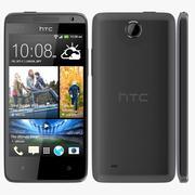 HTC Desire 300 3d model