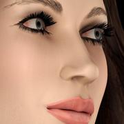 глазное яблоко 3d model