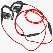 Sport Headphones PowerBeats 3d model