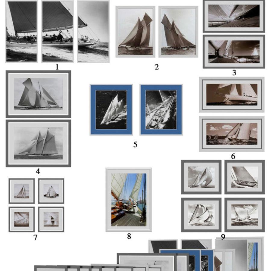 Eichholtz Prints royalty-free 3d model - Preview no. 1