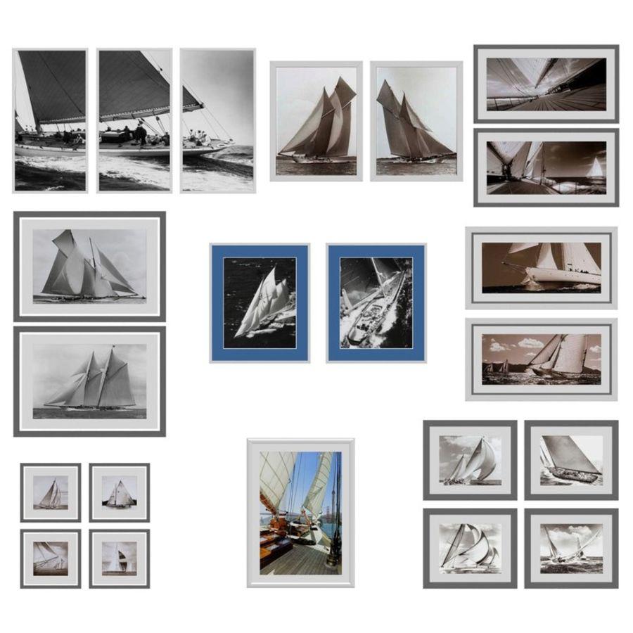 Eichholtz Prints royalty-free 3d model - Preview no. 2