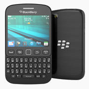 Blackberry 9720 Smartphone 3d model