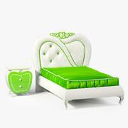 Pm4 Asterix BED 3d model