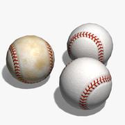 Beyzbol 3d model