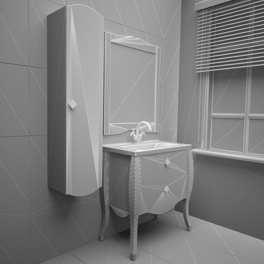 Banyo Mobilyaları 43 royalty-free 3d model - Preview no. 3