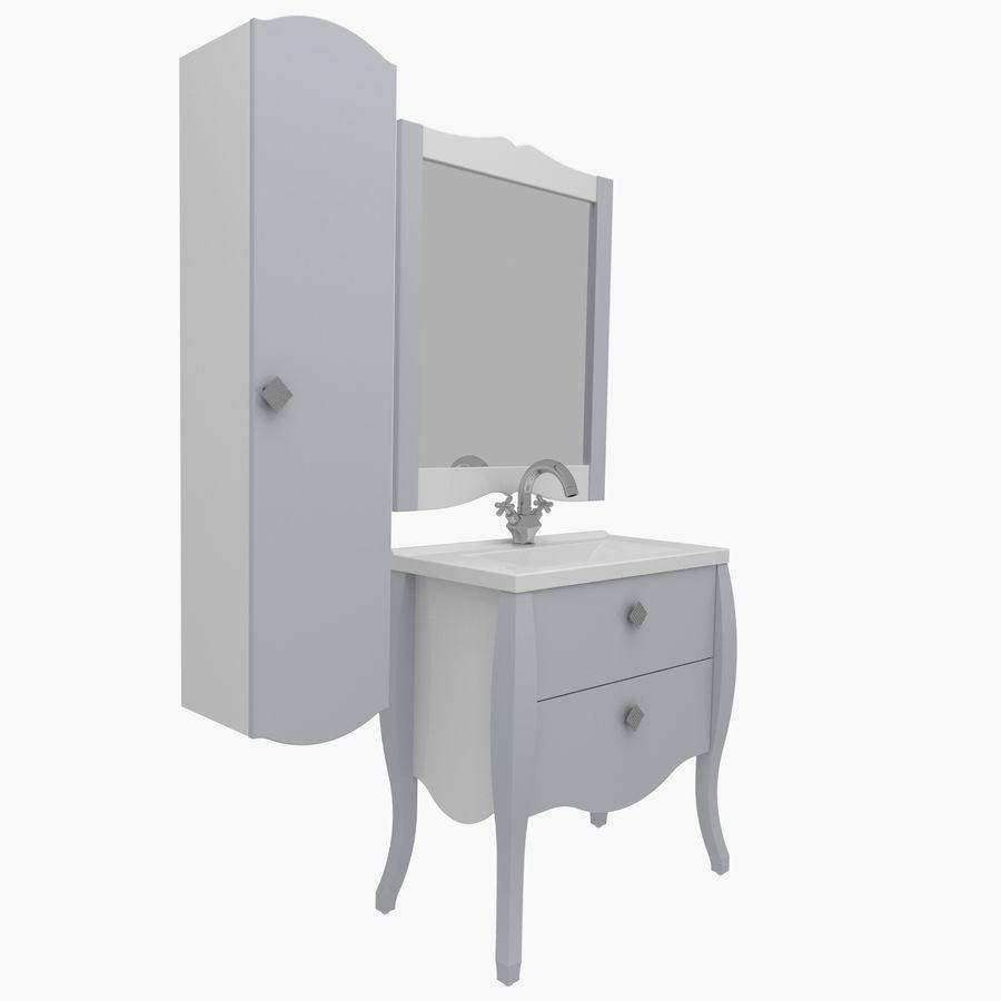 Banyo Mobilyaları 43 royalty-free 3d model - Preview no. 1