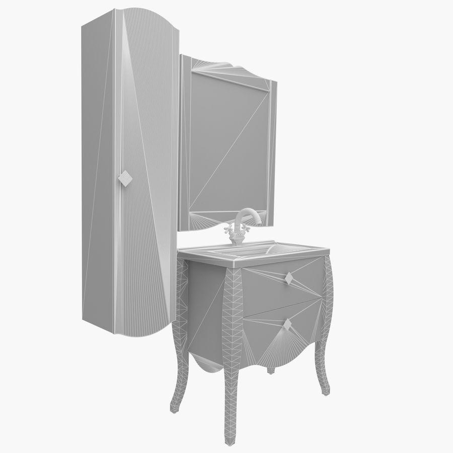Banyo Mobilyaları 43 royalty-free 3d model - Preview no. 4