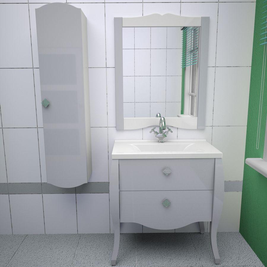 Banyo Mobilyaları 43 royalty-free 3d model - Preview no. 7