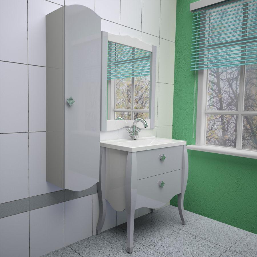 Banyo Mobilyaları 43 royalty-free 3d model - Preview no. 2