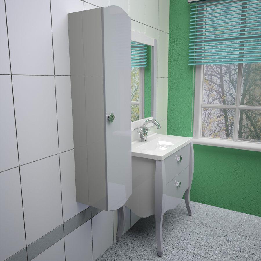 Banyo Mobilyaları 43 royalty-free 3d model - Preview no. 8