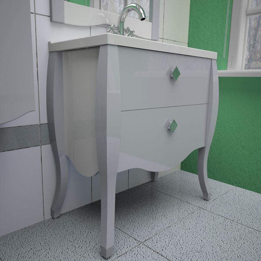 Banyo Mobilyaları 43 royalty-free 3d model - Preview no. 5