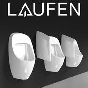 Urinal Laufen 3d model