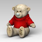 Bear_Taddy 3d model