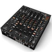 Behringer NOX 606 DJ Mixer 3d model
