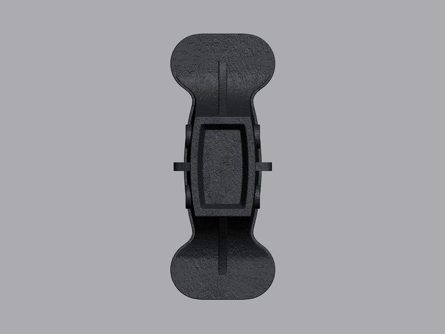 ホールアンカー。 royalty-free 3d model - Preview no. 6