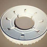 円形劇場アリーナ 3d model