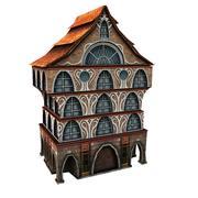 Dom (niski poli) 3d model