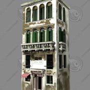 Venedik Binası 3d model