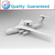Samolot 3d model